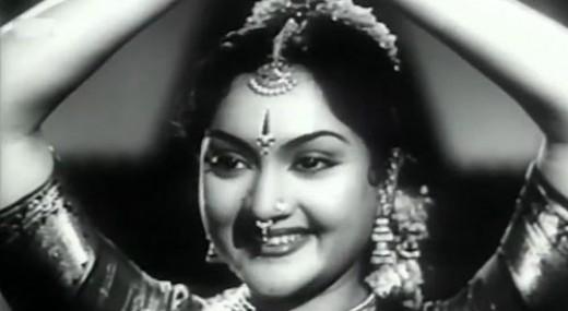 Vajyantimala --The dancing diva