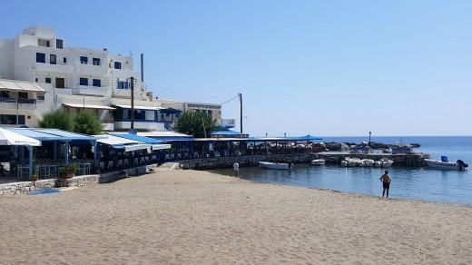 Apollonas Village