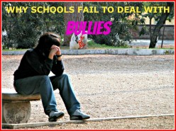 The Real Reasons Why U.S. Schools Fail to Deal with Bullies