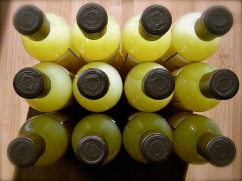 Limoncello Bottles