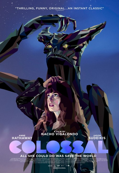 Movie Review: Colossal