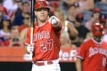 Mike Trout, Five Tool Star Center-Fielder