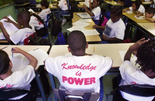 The need for education to achieve sustainability in Africa