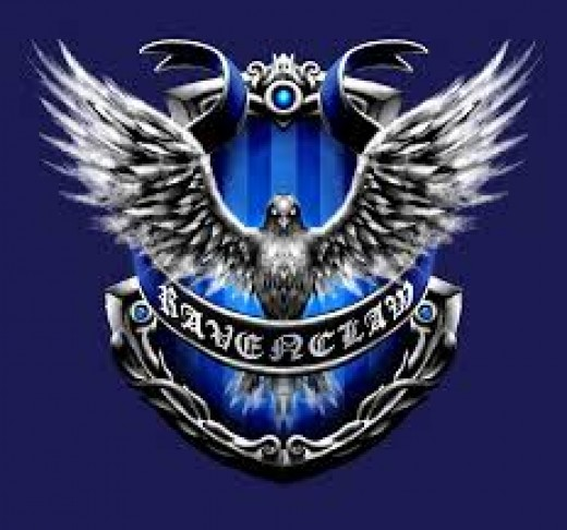 Ravenclaw House Symbol
