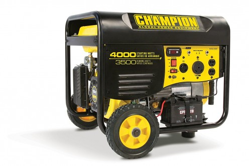 Champion 46539 Portable Generator - Pros and Cons From an Owner