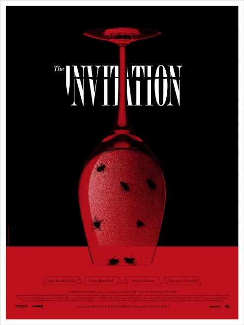#TheInvitation #MansonInspired #Movies #Horror #Reviews #MichielHuisman #LoganMarshallGreen
