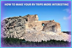 How to Make Your RV Trips More Interesting