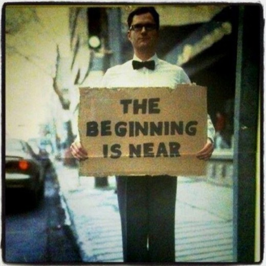 It never too late to begin anew.