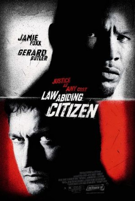Movie Poster for Law Abiding Citizen (2009)
