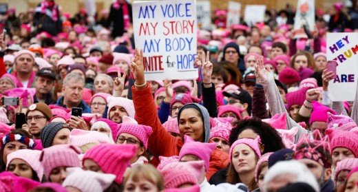 """Women's March Organizers Announce """"Day Without A Woman"""" General Strike Next Month March 8, 201"""