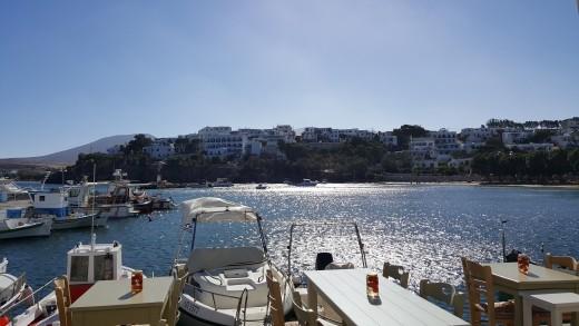 Piso Livadi Bay