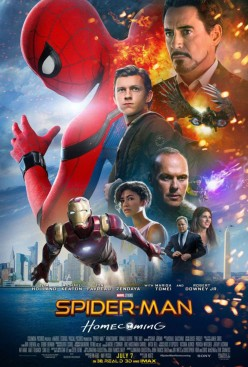 'Spider-Man Homecoming' Review