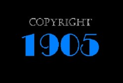 Copyright1905: A Cafepress Experience