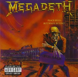 Review: Megadeth Peace Sells but Who's Buying the best album by Megadeth
