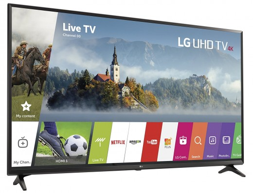 LG Electronics 65UJ6300 65-Inch TV Review From an Owner