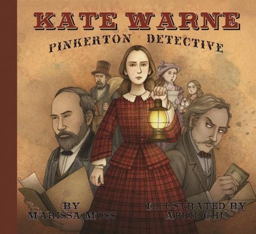 Kate Warne: Pinkerton Detective