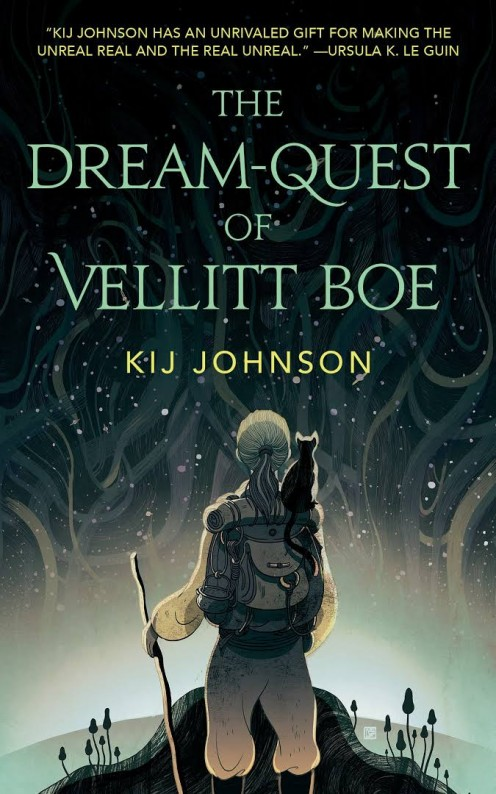 The Dream Quest of Vellit Boe: A Journey of Rediscovery in the Dream World