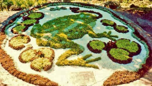 Van Dusen Botanical Garden in Vancouver, Canada