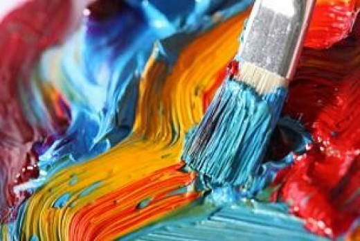 Brush off your stress through Art therapy