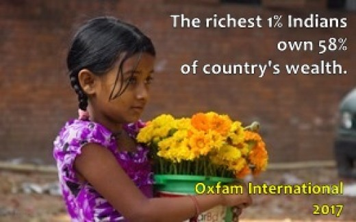 Inequality is increasing faster than poverty is decreasing!