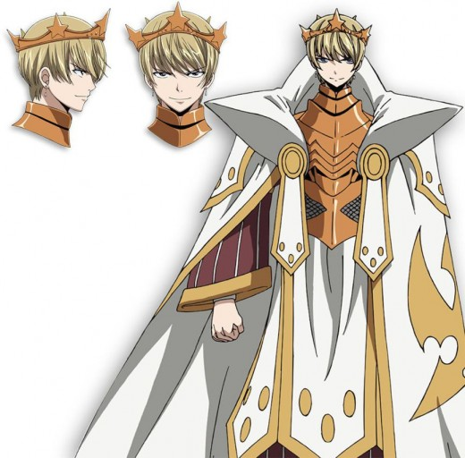 King Animus from the Stella Kingdom.