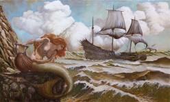 Le bateau de la mort