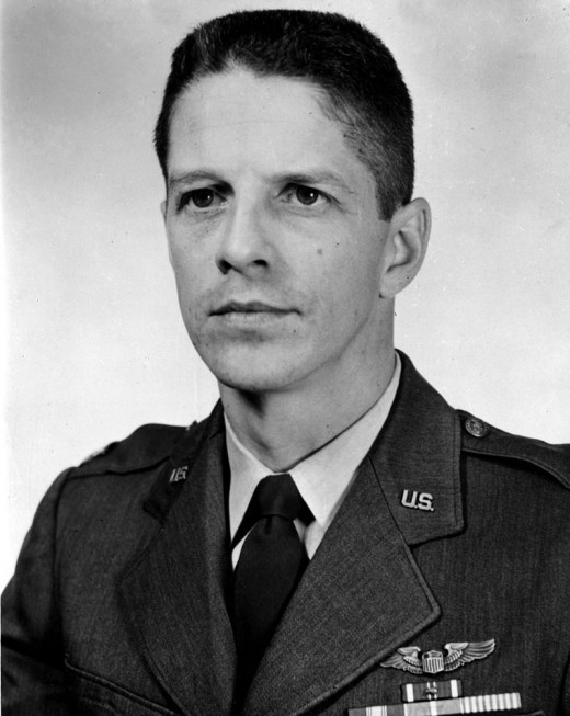 Major Rudolf Anderson, Jr.