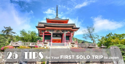 25 tips for your first solo trip to japan wanderwisdom