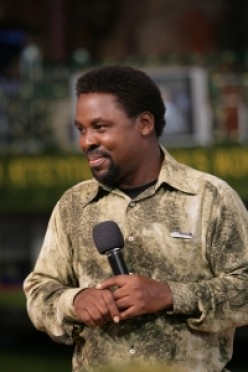Who Is TB Joshua's Mentor?