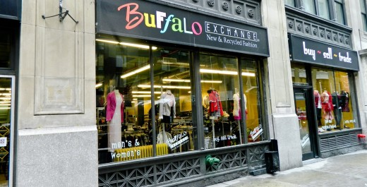 One of my favorite high end thrift stores has to be Buffalo exchange.