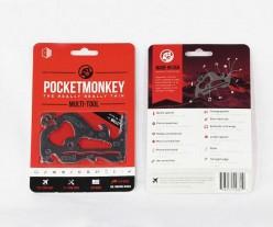 Zootility PocketMonkey: The TSA Compliant Wallet Tool