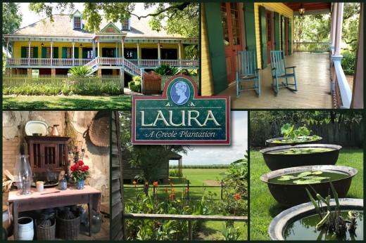 Laura Plantation - Vacherie, LA.