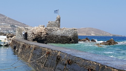 The Old Fort Naoussa