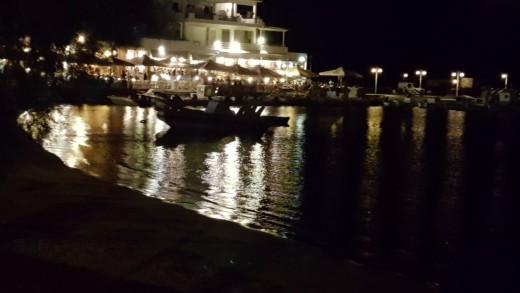 Pisa Livadi Harbour