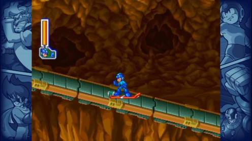 Mega Man 8 at Schmup stages plus these hard has hell automatic sliding stages