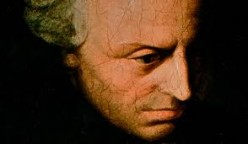 The First Step to Being a Philosopher. Meet Kant