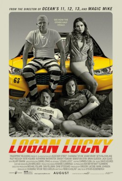 Logan Lucky. A Review