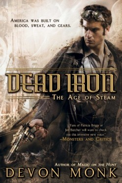 Dead Iron: In the Steampunk Western Town of Hallelujah, a Werewolf Bounty Hunter Must Contend With the Strange