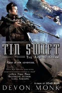 Tin Swift: Air Pirates, Werewolves, and Clockwork Monsters, Oh My