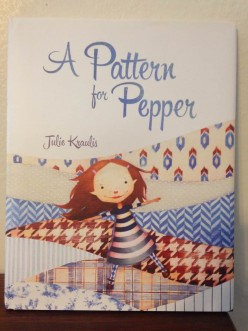 Patterns Everywhere Contribute to Learning Early Math Skills in Julie Kraulis' A Pattern for Pepper