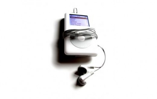 Audio player and earbuds