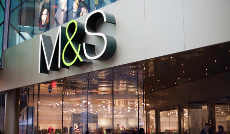 Marks & Spencer, known to many as 'Marks & sparks', uniform appearance in every town across the UK and abroad