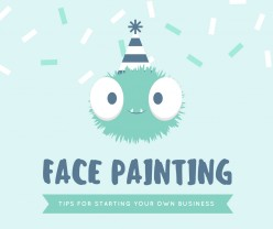 Starting a Face Painting Business