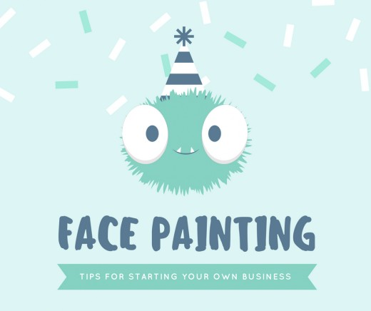 Tips for starting your own Face Painting Business.