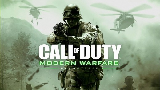 Call of Duty: Modern Warfare Remastered - available for standalone purchase on the PS4, Xbox One and PC