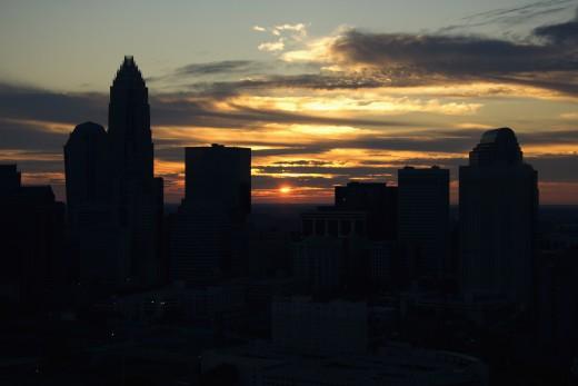 Every sunset has a sunrise ...