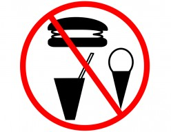 Uber and Lyft Riders, Please No Food in Car!