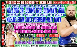 CMLL Super Viernes Preview: In the Shadow of Triplemania