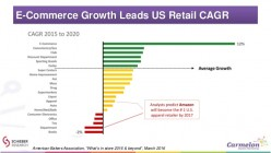 The US eCommerce  Dynamics in the Global Mix