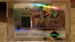 How to collect football trading cards
